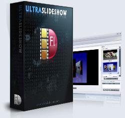 برنامج Ultraslideshow Flash Creator Professional 1.57 لتصميم وإنشاء ملفات الفلاش